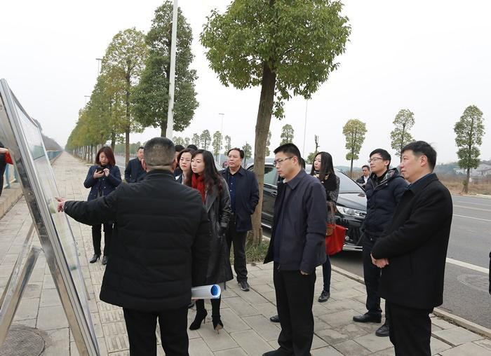 谷雨与四川发展新兴产业园区投资